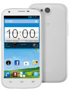 How to reset ZTE Blade Q Maxi - Factory reset and erase all data